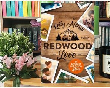 |Rezension| Kelly Moran - Redwood Love 1 - Es beginnt mit einem Blick