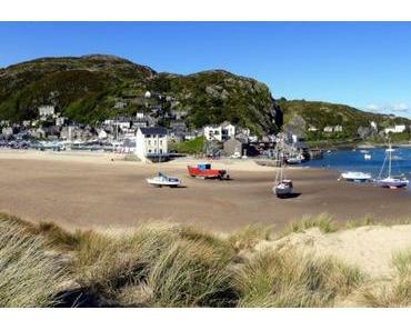 Wales – Golfplätze wie Sand am Meer