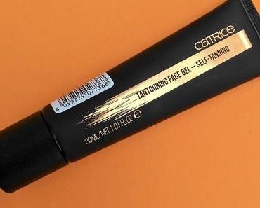 [Werbung] Catrice #Instashape Tantouring Face Gel - Self-Tanning (LE)