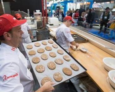 Vorankündigung: iba Backmesse München – Messe für Bäckerei, Konditorei und Snacks - + + + von 15. - 20. September 2018 ++ Talkrunde mit Bäckern und Influencern ++ führende Weltmesse + + +