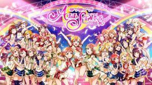 Love Live! School Idol Festival ALL STARS auf 2019 verschoben!