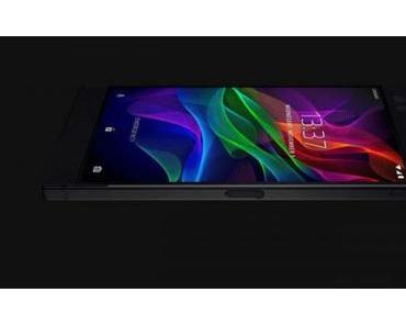 Razer Phone 2: Kommt der Nachfolger mit Touchpad auf der Rückseite?