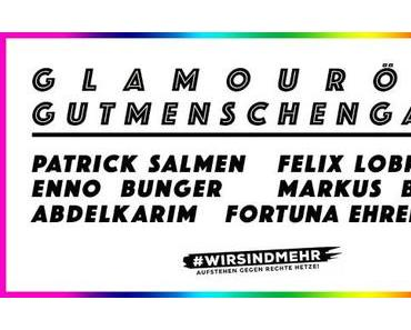 """NEWS: Künstler veranstalten """"Glamouröse Gutmenschengala"""" in Düsseldorf"""