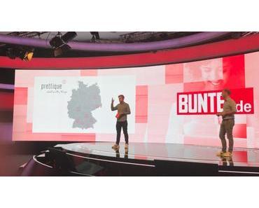 BUNTE.de Keynote bewegt Frauen @ dmexco '18
