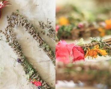DIY mit Natur - Smudge Sticks