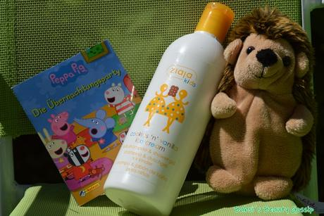 [Review] – Ziaja Kinderprodukte – Bella testet: