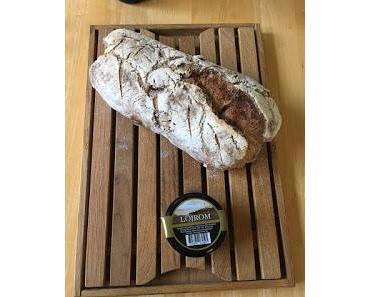Schwedisches Abendbrot - Löjrom und frisches Brot