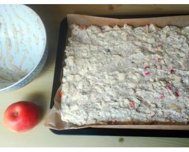 Apfel-Blechkuchen [vegan]
