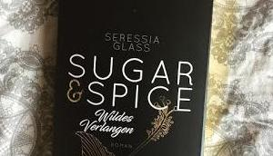 Seressia Glass Sugar Spice