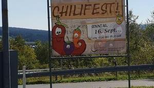 Chilifest Neusorg 16.09.2018
