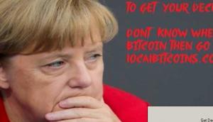 "Erpressungstrojaner ""Angela Merkel"""