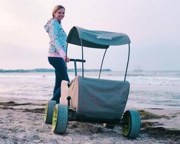 Mit dem Hauck Eco Mobil unterwegs: Nie mehr Packesel sein!