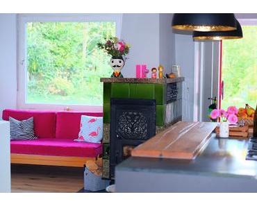 Renovierung - neue Küche und neues Gäste WC und eine Haustür