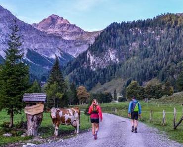 Bergtour auf den Faulkogel: Reise durch 3 Welten