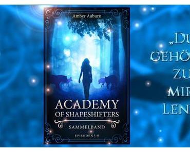 Academy of Shapeshifters – Sammelband 2