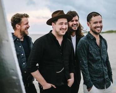 """NEWS: Mumford and Sons veröffentlichen neue Single """"Guiding Light"""""""