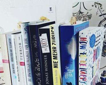 10 Bücher, die für 2018 noch anstehen.