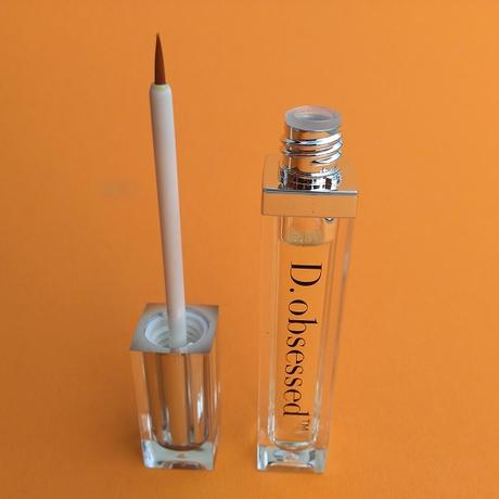 [Werbung] D.obsessed Eyelash Growth Serum :-)