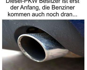 So funktioniert Abzocke; Lobbyverbände, Justiz und Politik im gemeinsamen Vorgehen und der Dieselfahrzeugbesitzer ist der Dumme