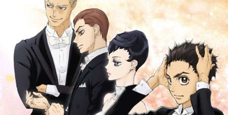 KAZÉ sichert sich den Anime Welcome to the Ballroom
