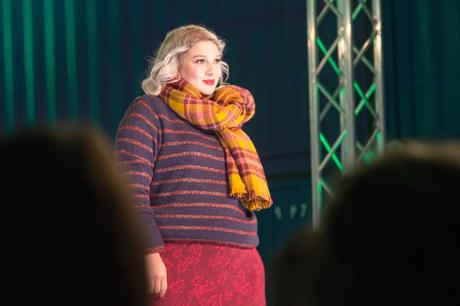 Plus Size Fashion Days in Hamburg 2018 - Die Fashion Show