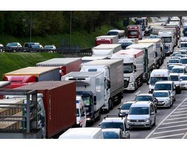 Verkehrsinfarkt in Deutschland