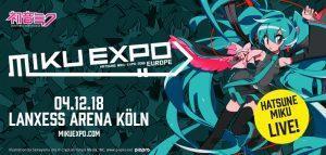 Gewinnspiel: Tickets für die Hatsune Miku Expo