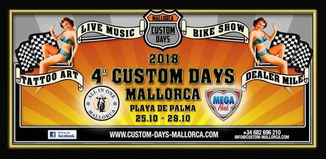 4. Custom Days Mallorca 2018