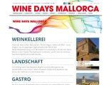 Wine Days Mallorca 2015