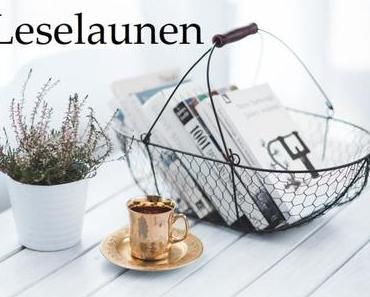 Leselaunen | Sooo much to do, so little time – #4