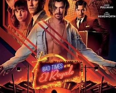 Bad Times at the El Royale Gewinnspiel