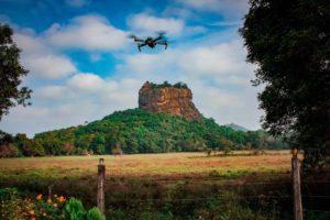 Mit der Drohne auf  Sri Lanka – Alles was Du wissen mußt