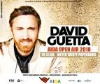 AIDA Open Air mit Taufe von AIDAnova und David Guetta Konzert am 31. August 2018 in Papenburg