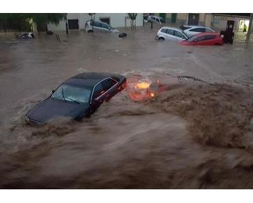 Armengol bittet die Regierung um Hilfe, um in Sant Llorenç zu handeln.