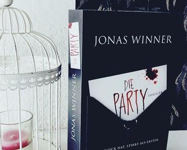 Die Party von Jonas Winner [#Rezension]
