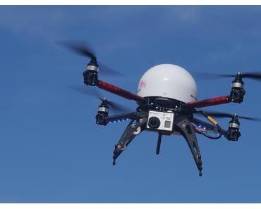 Richtig so – Drohnen werden zum Abschuss freigegeben