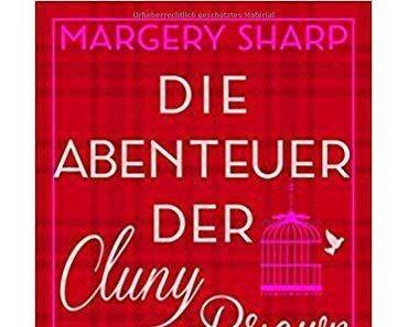 {Rezension} Die Abenteuer der Cluny Brown von Margery Sharp