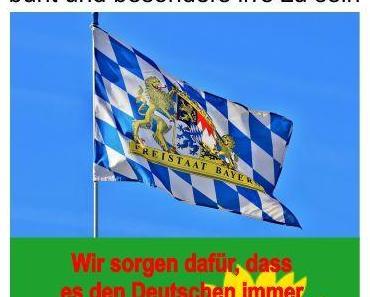 """Die Bayern wollen """"Grün"""", dann sollen sie auch Grün in allen Facetten kennen lernen"""