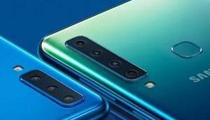 Samsung Galaxy vier Hauptkameras