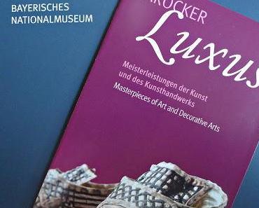 #BarockerLuxus  -  Social Media Walk im Bayerischen Nationalmuseum