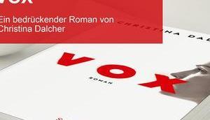 bedrückender Roman Christina Dalcher