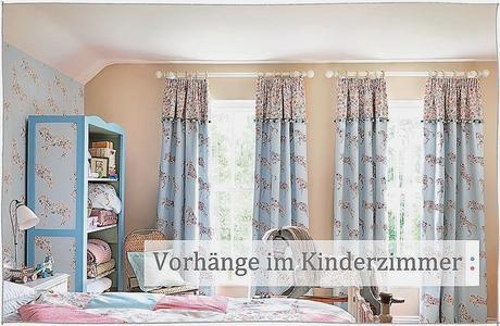 Spannend Vorhänge Kinderzimmer Sterne Design