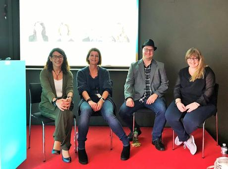 Let's talk Family: Blogger-Talk an der Webstages 2018