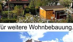 Wohnungsnot fehlende Baugrundstücke, jetzt geht Hobbygärtner Kleingartenverein