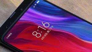 Xiaomi Slider-Smartphone wird offiziell Oktober vorgestellt