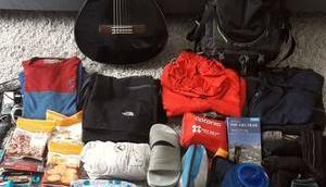 Alpenüberquerung ultimative Packliste
