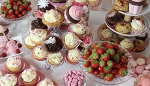 Candy Hochzeiten, Baby-Shower, Firmenfeste oder Parties
