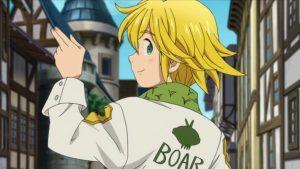 Seven Deadly Sins Staffel Netflix