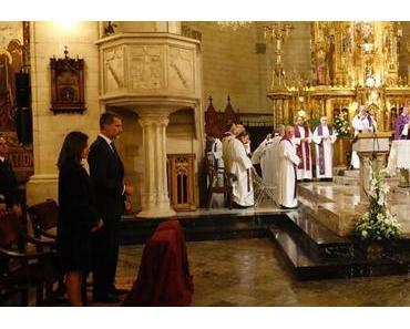 König trauert mit Mallorca um Opfer der Überschwemmungen