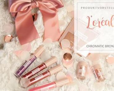 L'Oréal - Chromatic Bronze - Swatches